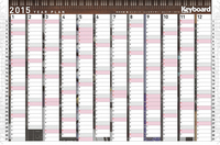 KM2015カレンダーサンプル画像