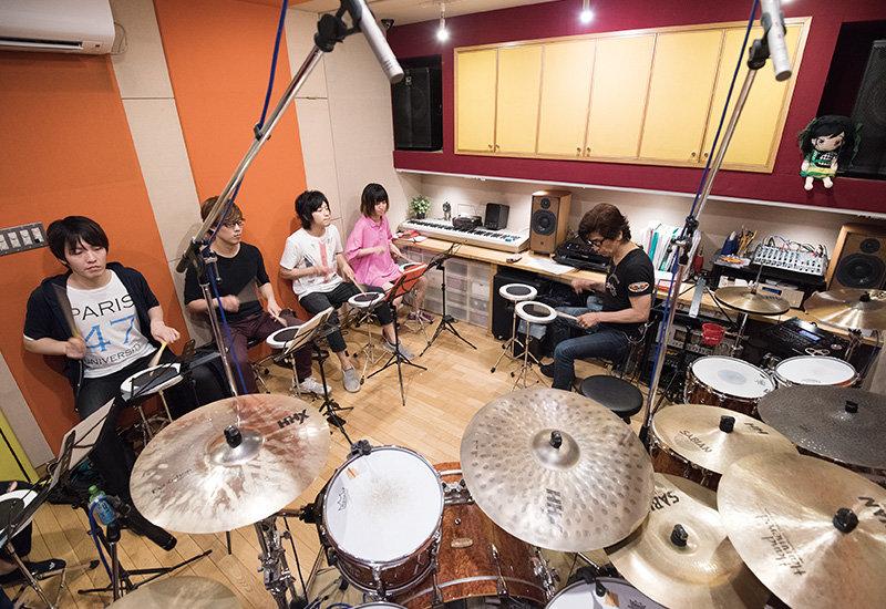 村石雅行ドラム道場