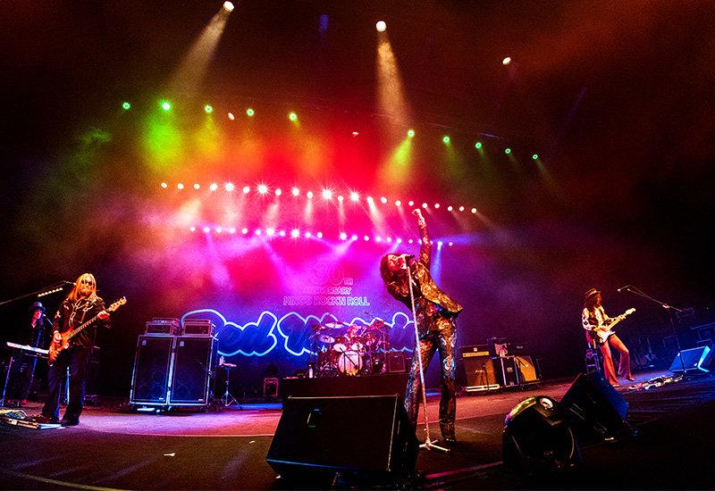 RED WARRIORS 30th Anniversary『King's Rock'n Roll』2017年7月15日 大宮ソニックシティ